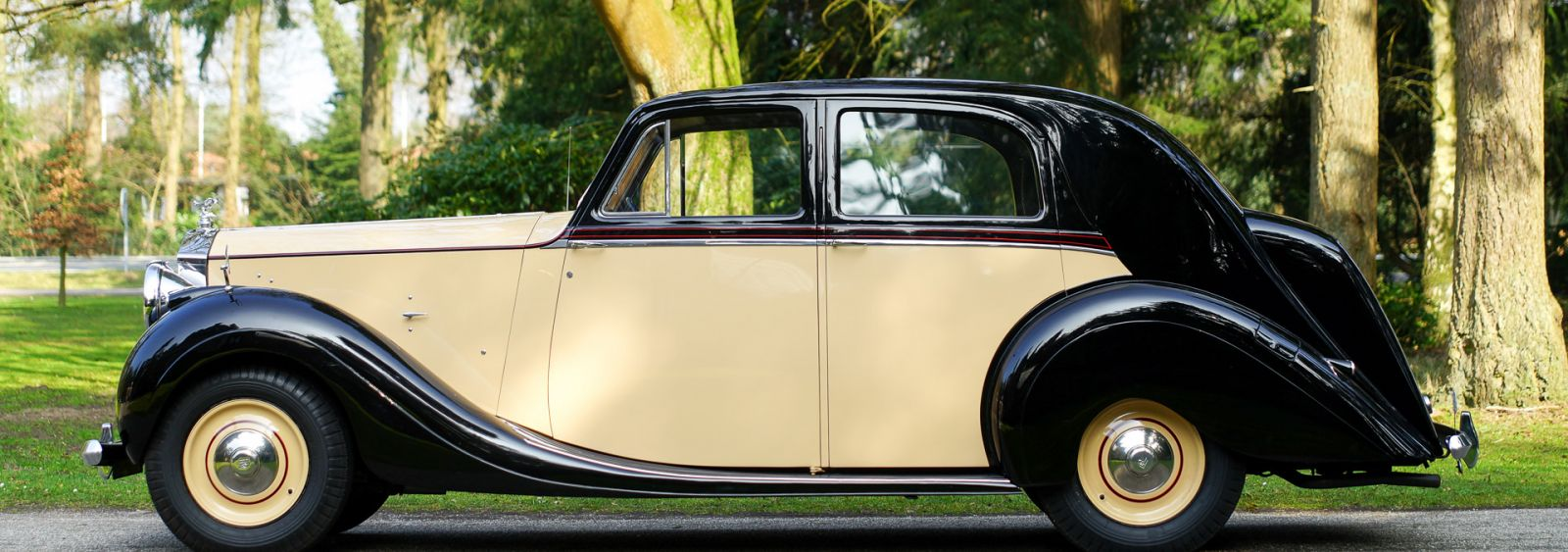 Rolls Royce Silver Wraith 1949 Welcome To Classicargarage