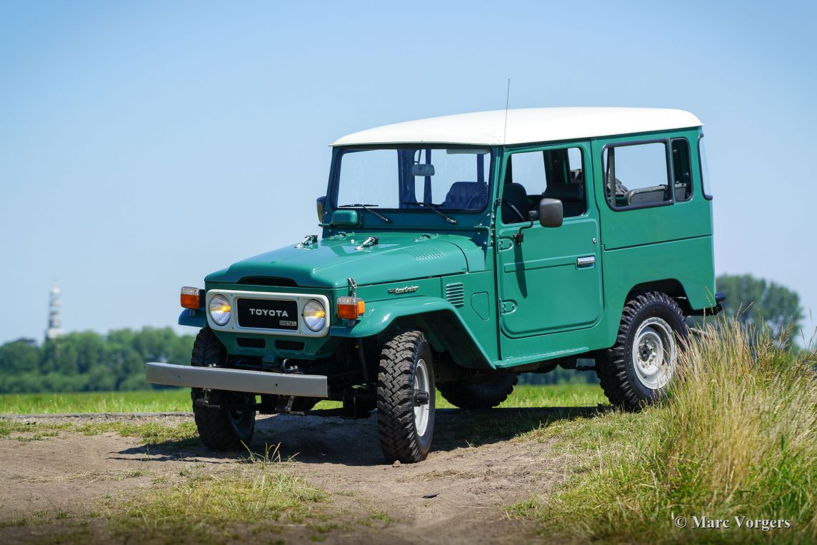 Toyota Land Cruiser Bj40 1980 Welcome To Classicargarage