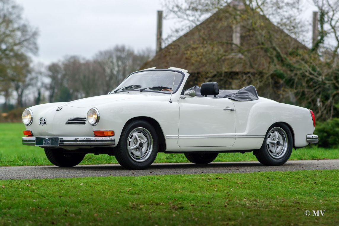 Vw Karmann Ghia Cabriolet 1973 Welcome To Classicargarage