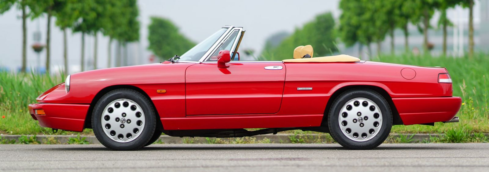 alfa romeo spider 2.0, 1991 - welcome to classicargarage