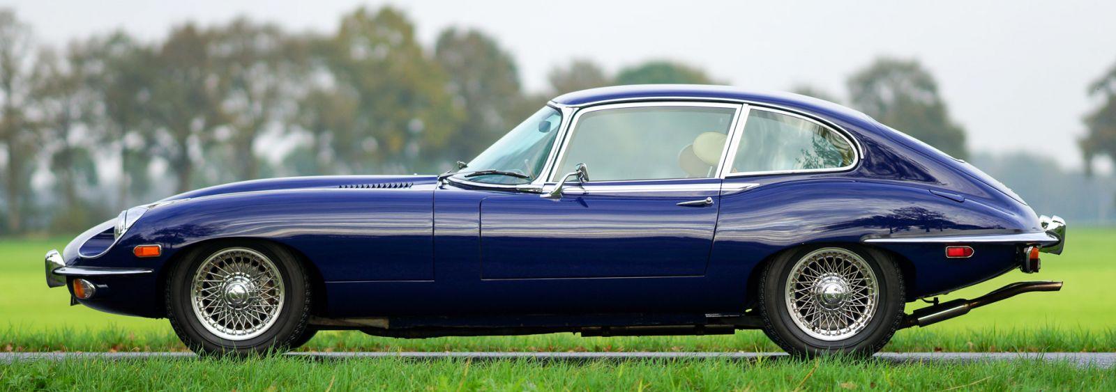 Jaguar Etype 42 FHC 1969  Welcome to ClassiCarGarage