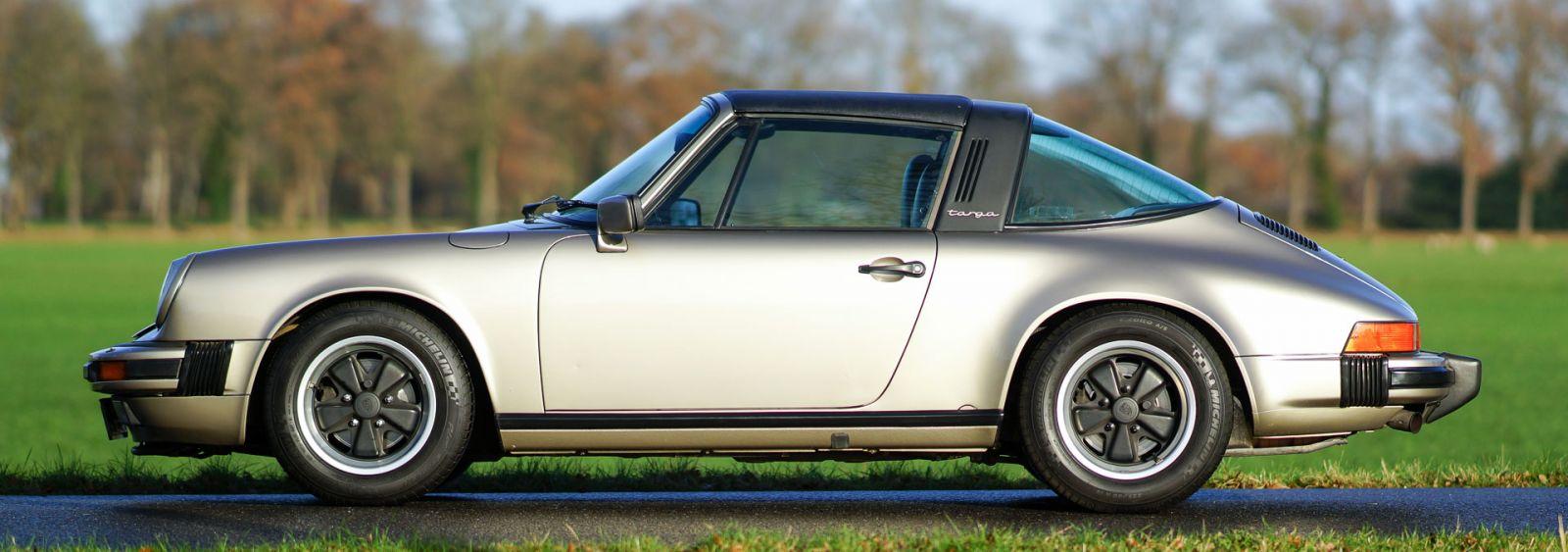 Porsche 911 3 2 Carrera Targa 1986 Welcome To Classicargarage