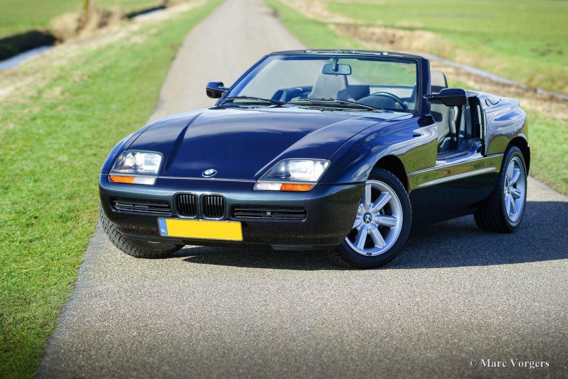 bmw z1 1989 classicargarage nl. Black Bedroom Furniture Sets. Home Design Ideas
