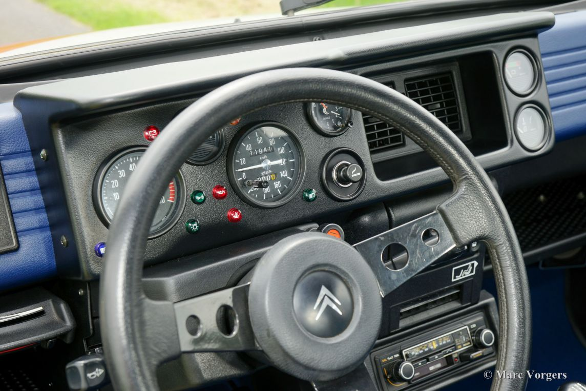 Gti For Sale >> Citroën Visa Chrono, 1983 - Welcome to ClassiCarGarage