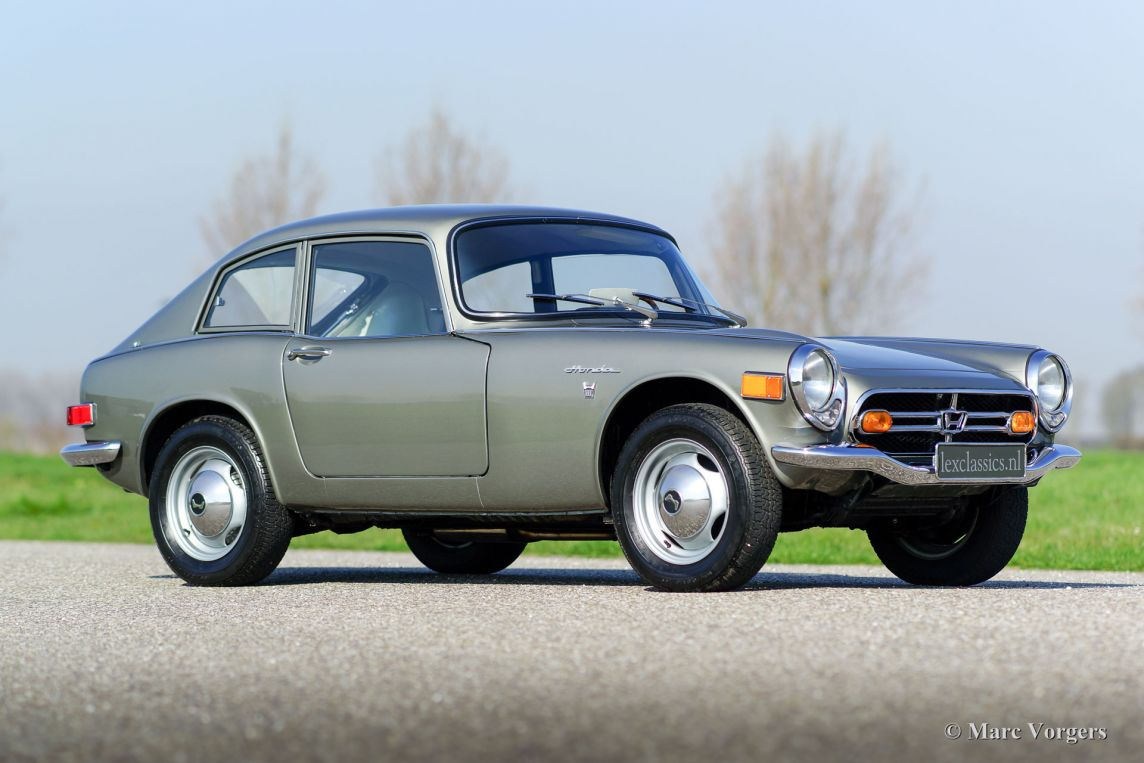 Hondas For Sale By Owner >> Honda S800 Coupe, 1969 - Welcome to ClassiCarGarage