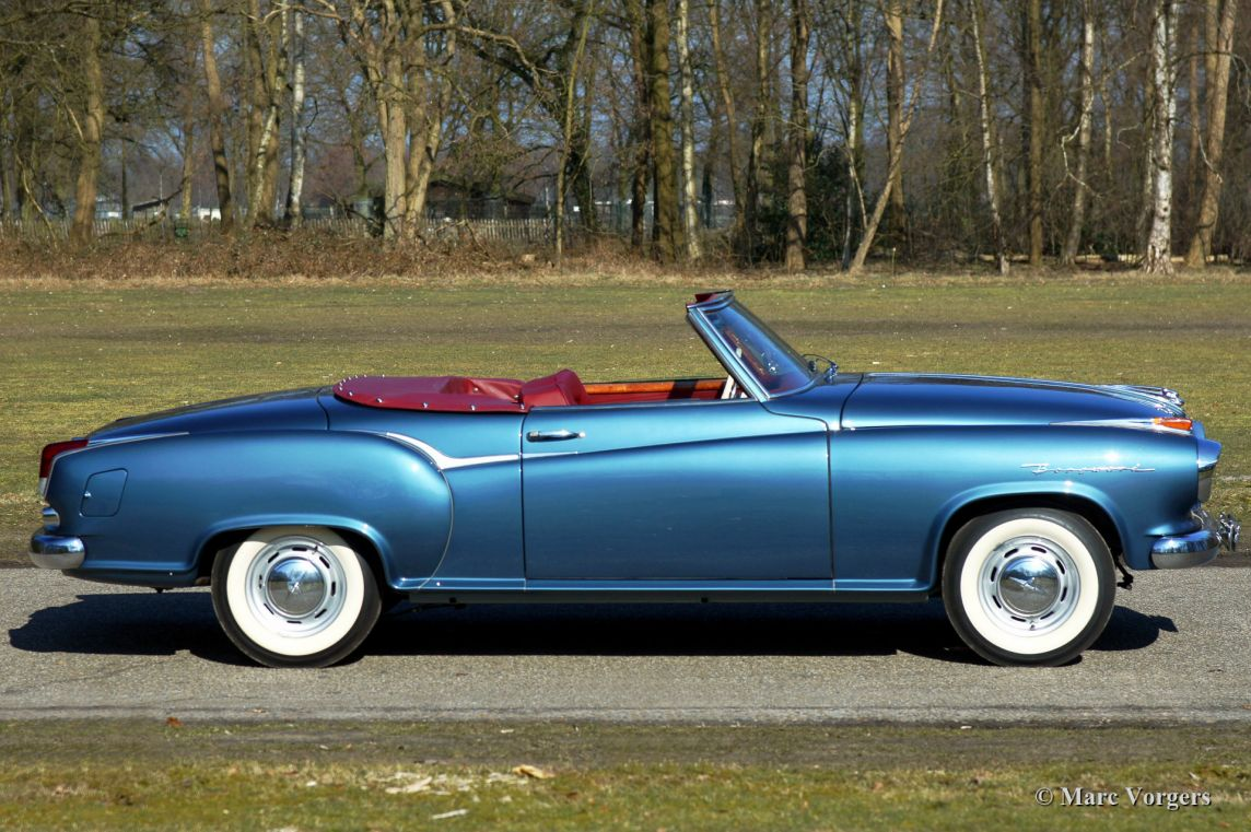 Borgward Isabella Ts Cabriolet 1958 Welcome To