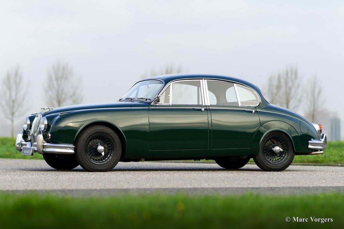 Jaguar E Type For Sale >> Jaguar Mk II 3.8 Litre, 1961 - Welcome to ClassiCarGarage