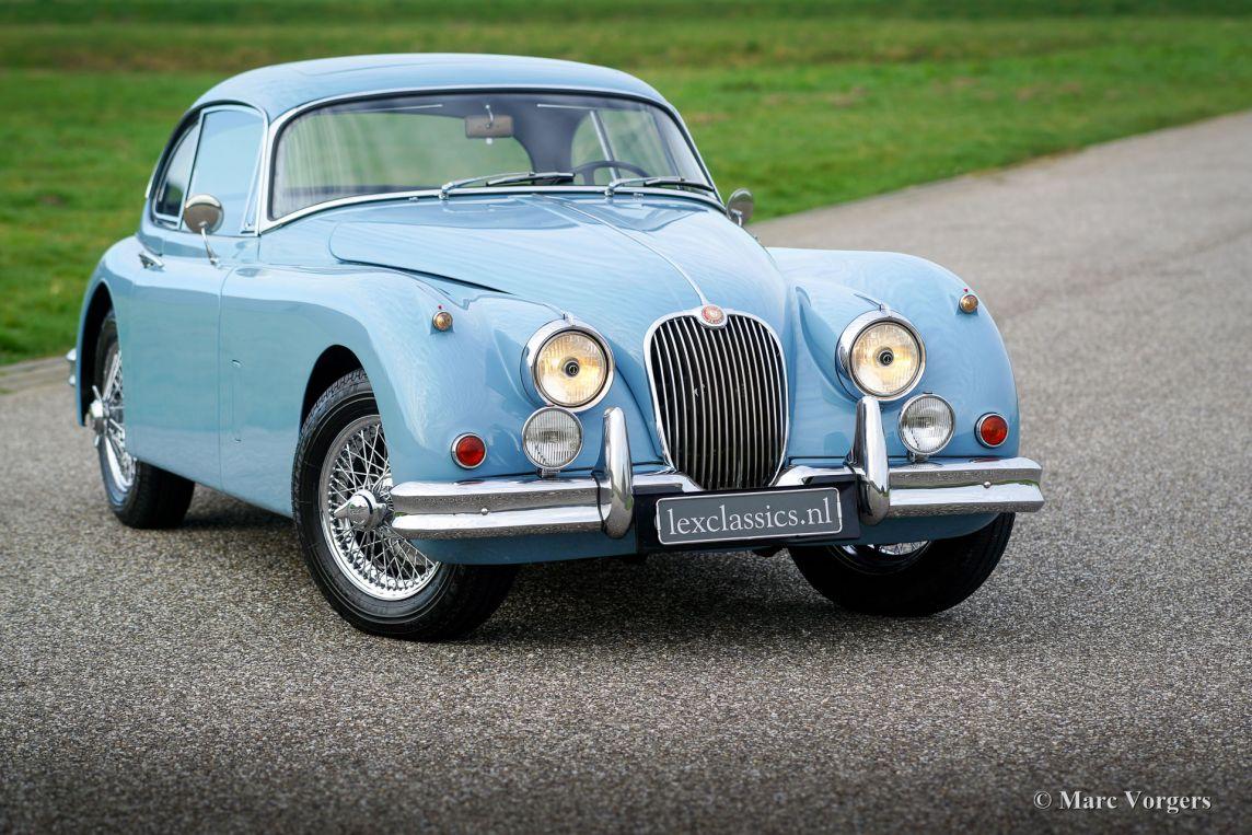 Jaguar XK 150 3.8 Litre FHC, 1960 - Welcome to ClassiCarGarage