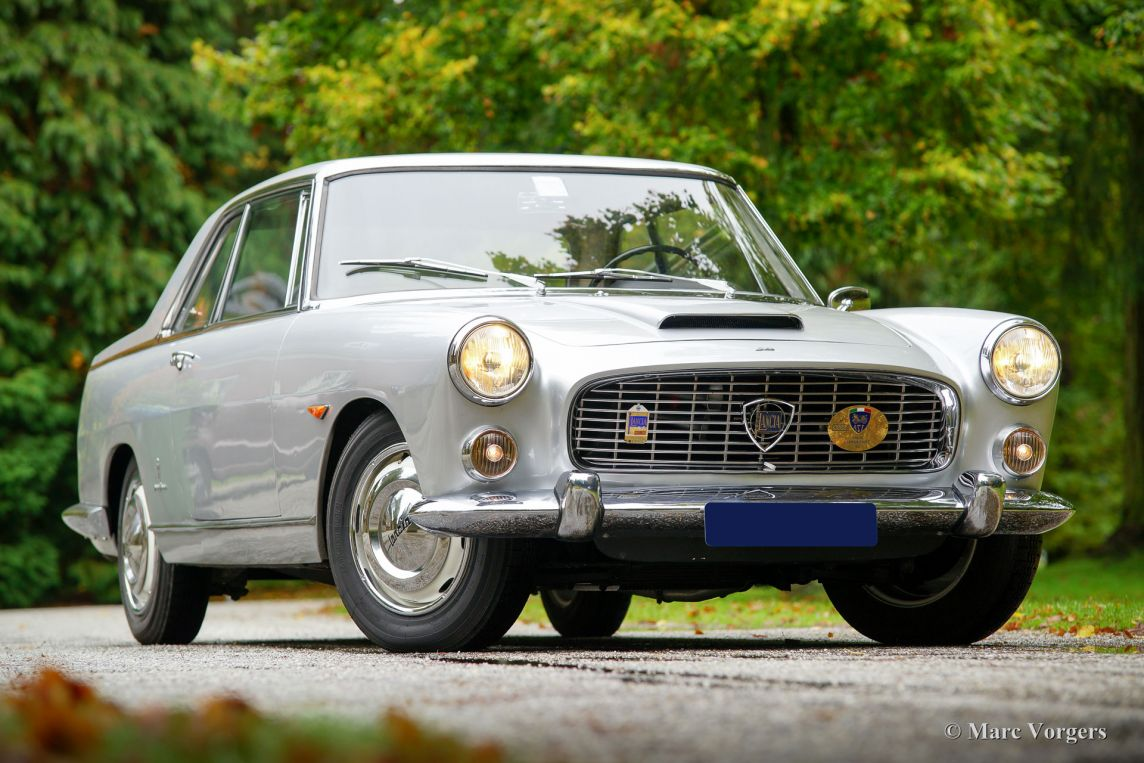 lancia flaminia pininfarina coupe 1963 classicargarage fr. Black Bedroom Furniture Sets. Home Design Ideas