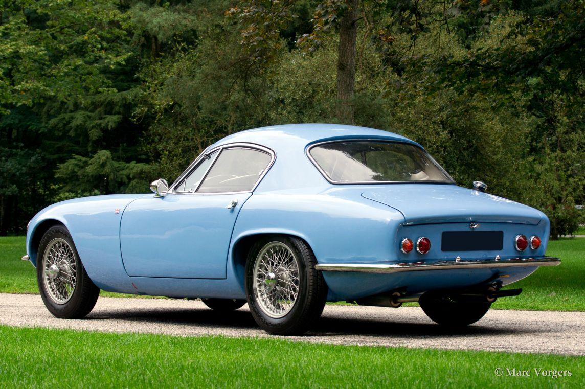 Car Sales Garages >> Lotus Elite series 1, 1960 - Welcome to ClassiCarGarage