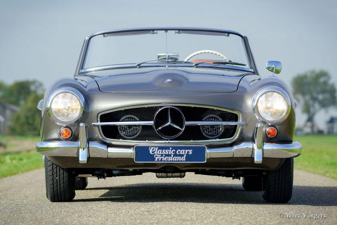 Stupendous Mercedes Benz 190 Sl 1962 Welcome To Classicargarage Wiring Digital Resources Millslowmaporg