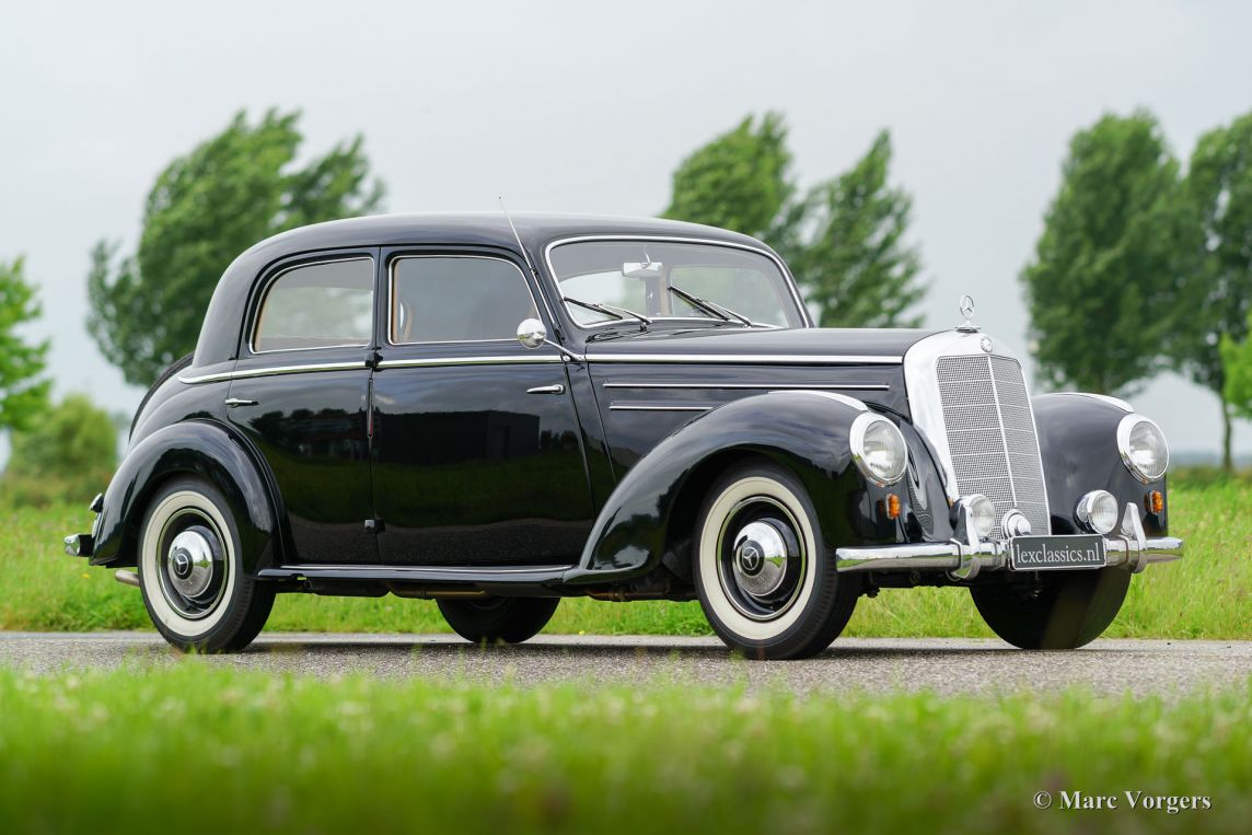 Mercedes benz 220 limousine 1952 welcome to classicargarage for Mercedes benz raleigh nc sale