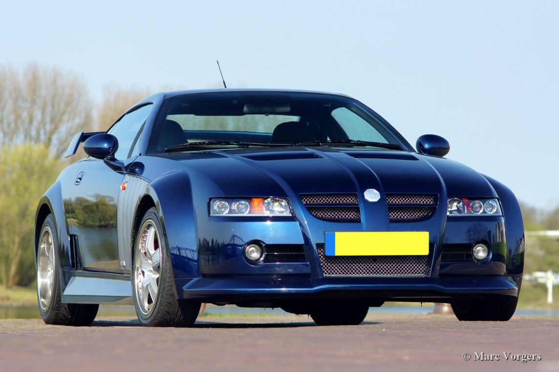 MG XPower SV-R, 2005 - Welcome to ClassiCarGarage