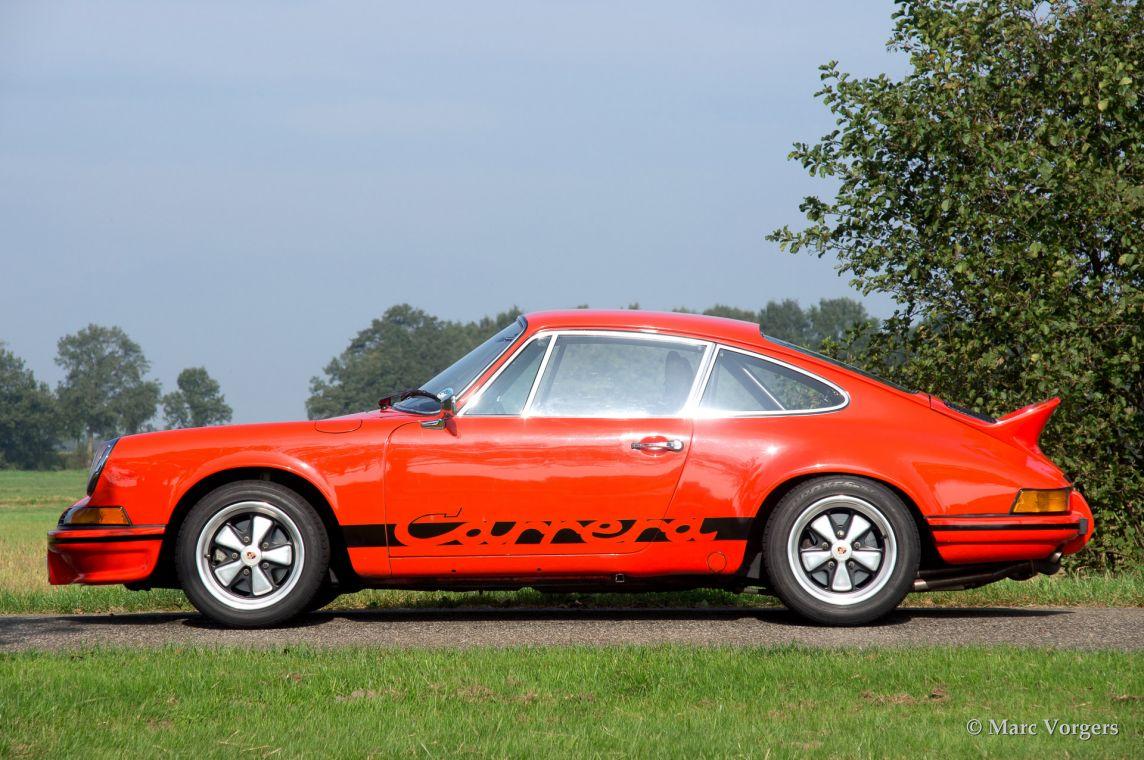Porsche 911 Carrera Rs 3 6 1970 Welcome To Classicargarage