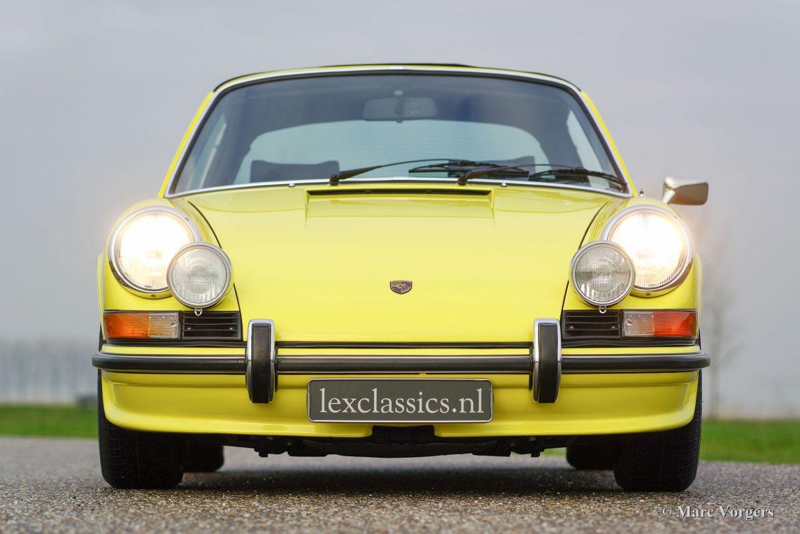 Porsche 911 2 4 T Targa 1973 Welcome To Classicargarage
