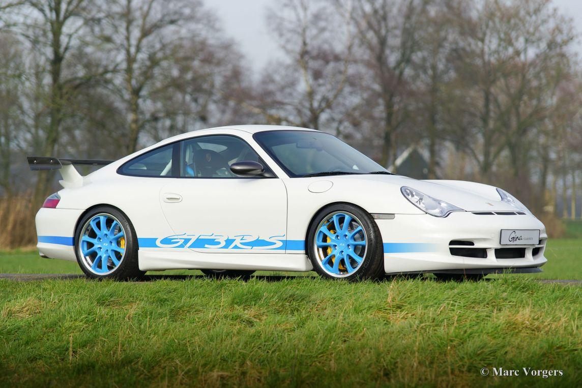 Porsche 911 996 Gt3 Rs 2004 Welcome To Classicargarage