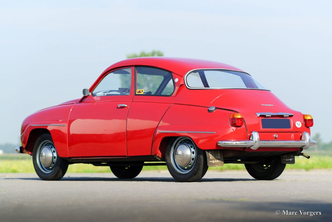 Saab 96 1964 Welcome To Classicargarage