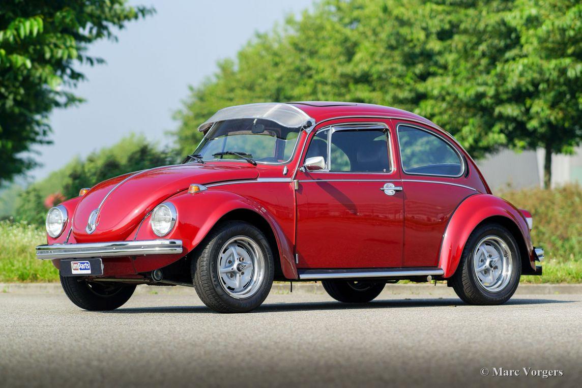 Volkswagen 'Beetle' 1303 S, 1972