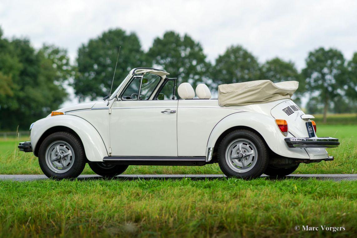 Volkswagen 'Beetle' 1303 cabriolet, 1979 - Welcome to ClassiCarGarage