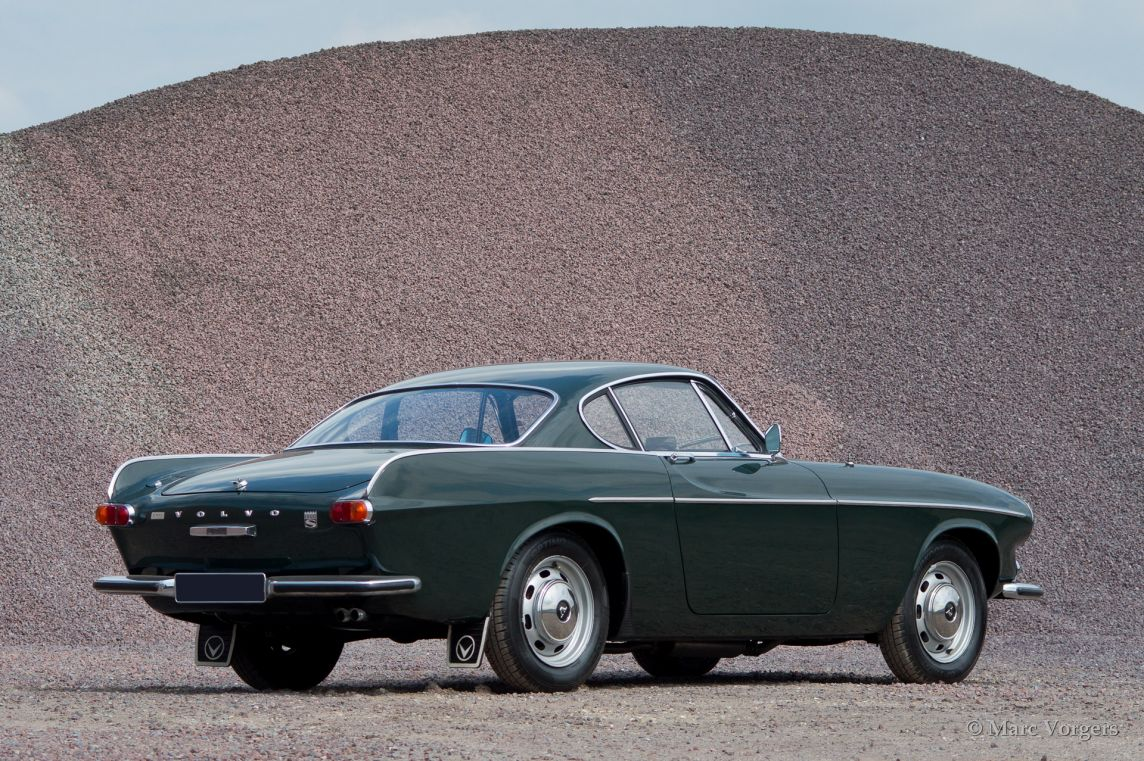 Volvo P1800 S, 1966 - Welcome to ClassiCarGarage