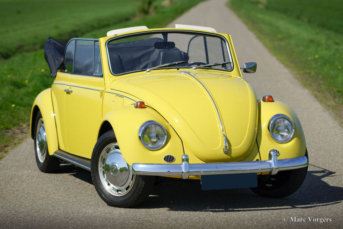 Volkswagen Beetle Convertible >> Volkswagen Beetle cabriolet, 1971 - Welcome to ClassiCarGarage