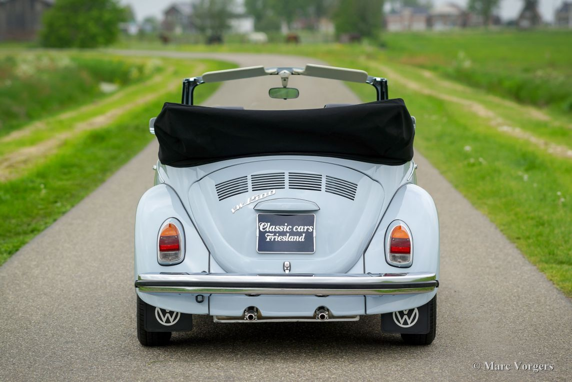 VW 'Beetle' 1500 cabriolet, 1970 - Welcome to ClassiCarGarage
