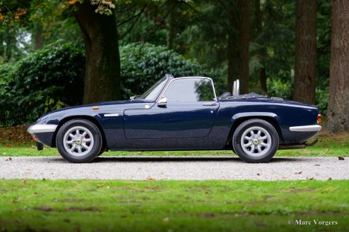 Lotus Elan S4 roadster, 1972