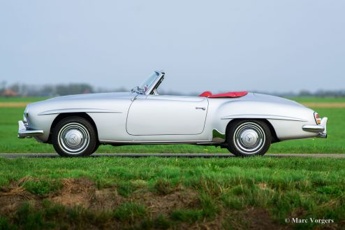 Mercedes-Benz 190 SL, 1957