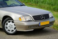 Mercedes-Benz 300 SL-24, 1992