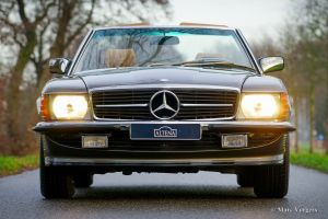 Mercedes-Benz 420 SL, 1986