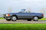 Mercedes-Benz 560 SL, 1988