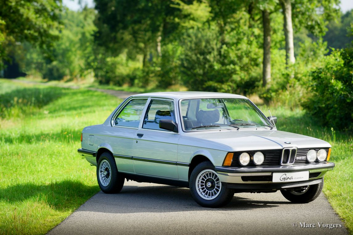 Bmw 323i E21 1979 Welcome To Classicargarage