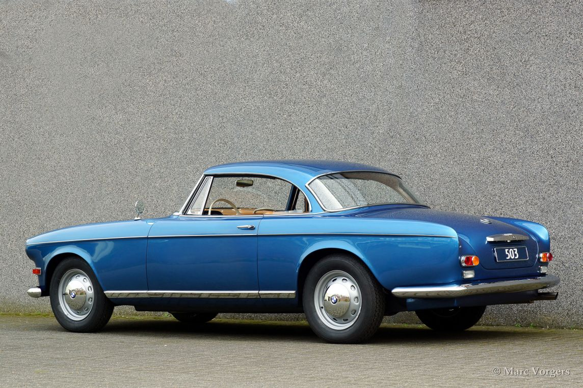 Bmw 503 Coupe 1958 Restoration Welcome To Classicargarage