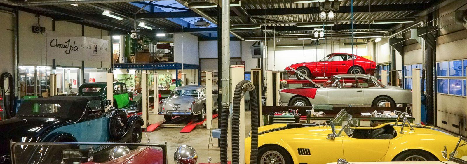 classic automobile repairs & services