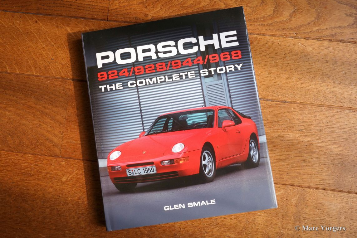 porsche 924 928 944 968 the complete story