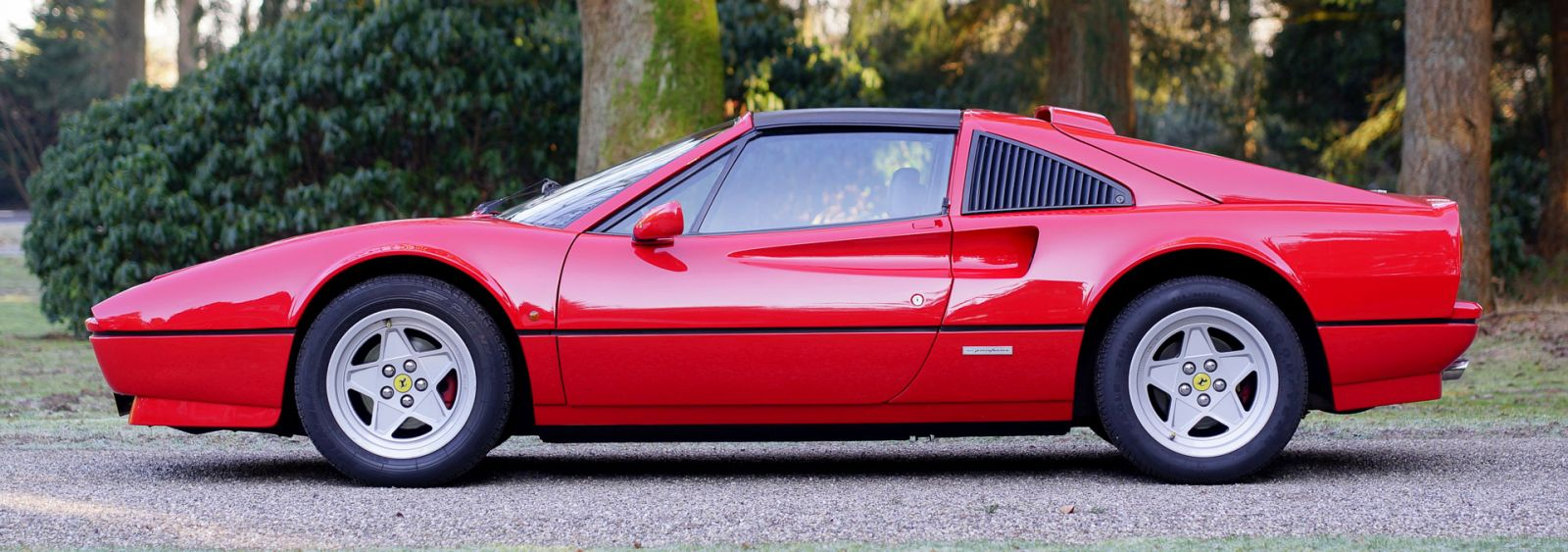 Ferrari 328 GTS, 1985