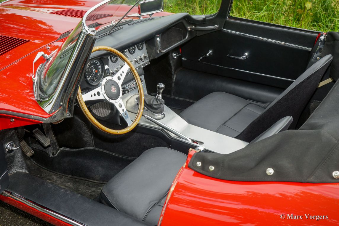 Jaguar E-type 3.8 Litre OTS, 1962 - Welcome to ClassiCarGarage