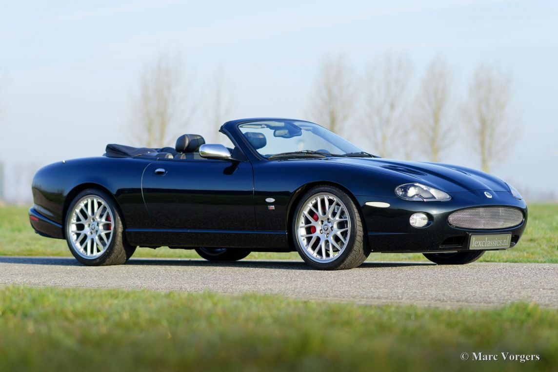 Jaguar XKR 4 2 S convertible, 2005 - Welcome to ClassiCarGarage