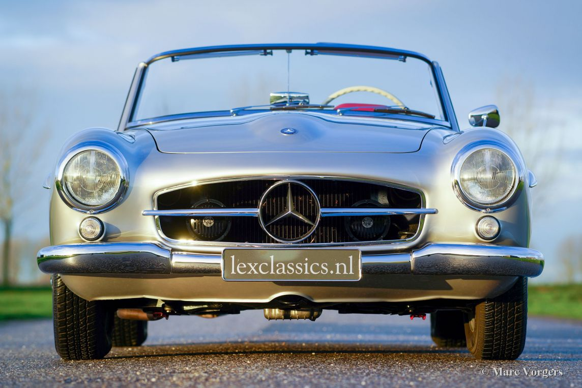 All Types 190 mercedes sl : Mercedes-Benz 190 SL, 1961 - Welcome to ClassiCarGarage