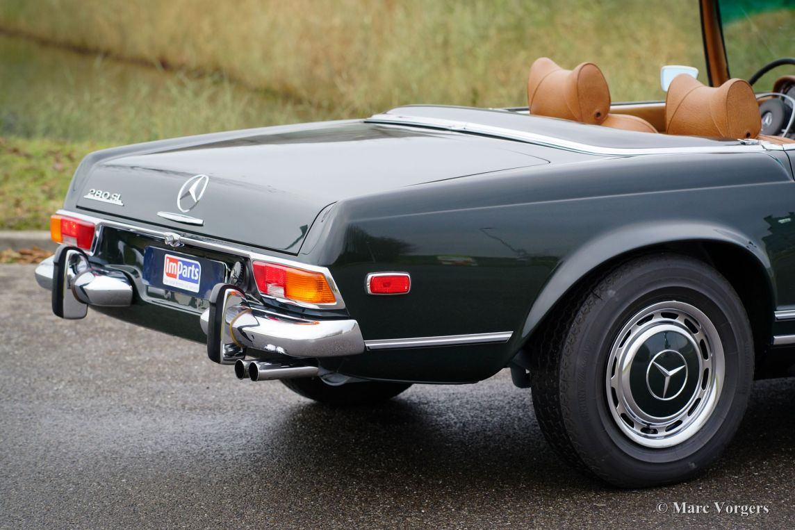 Mercedes benz 280 sl pagode 1968 welcome to for Mercedes benz 280sl