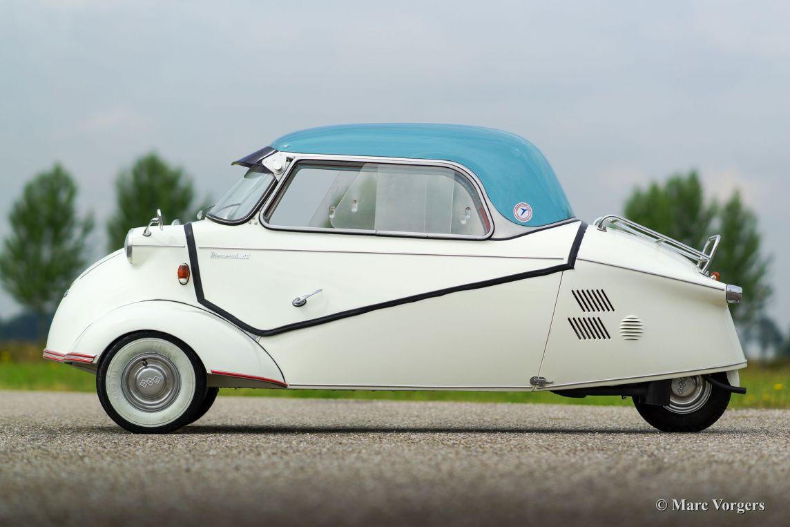 Messerschmitt Kr200 1956 Welcome To Classicargarage