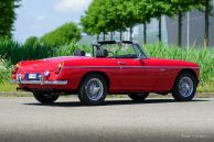 MG MGB roadster, 1963