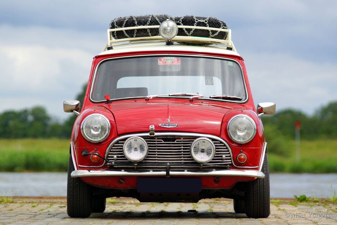 Austin Mini Cooper S Mk I, 1966 - Welcome to ClassiCarGarage