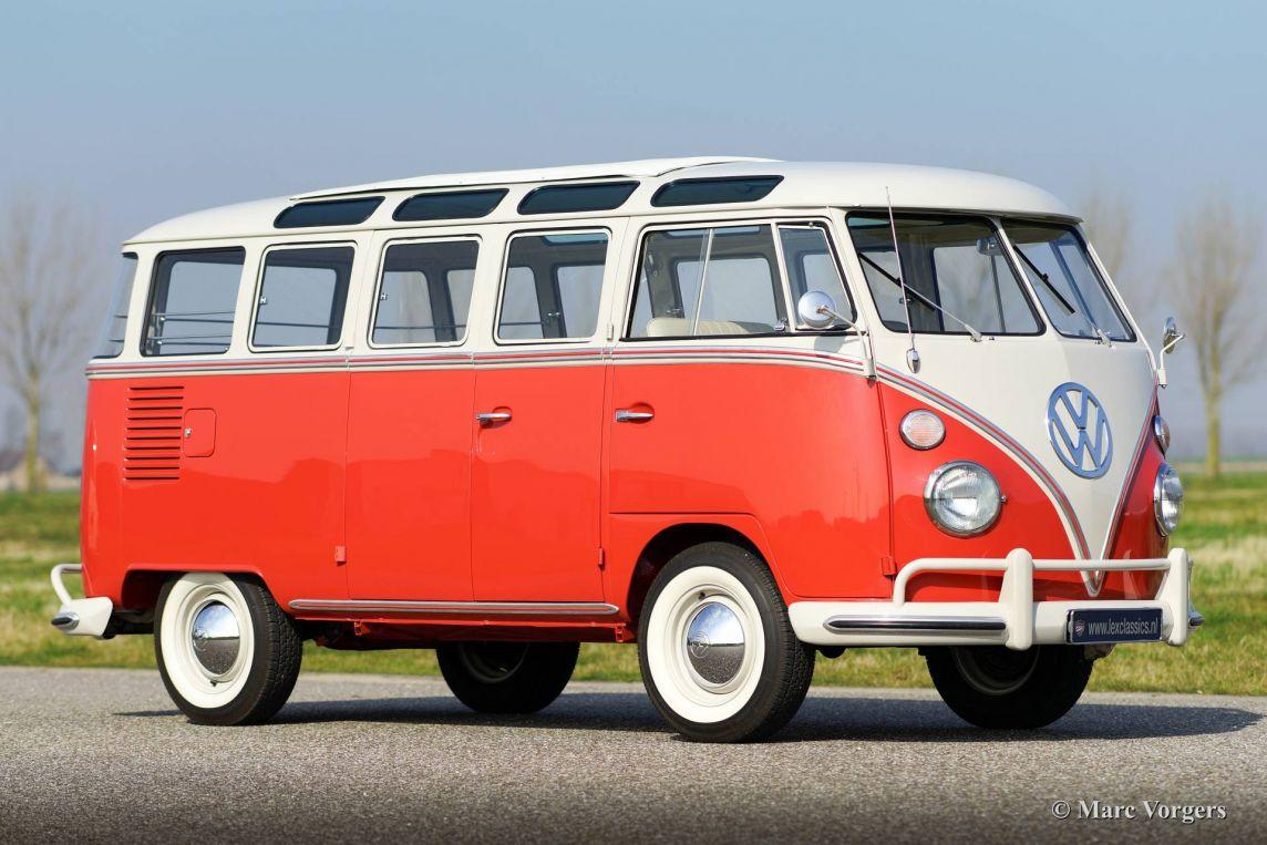 Volkswagen t1 samba bus 1963 welcome to classicargarage for Garage volkswagen lyon 7