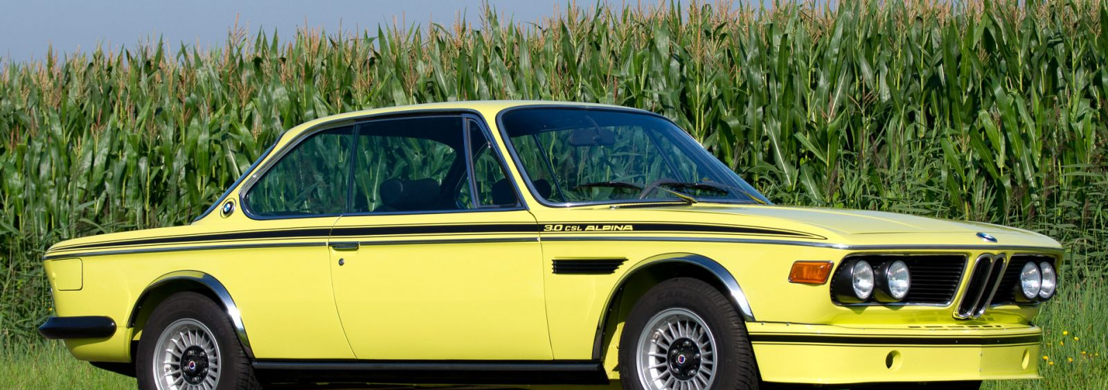 BMW 3.0 CSL Alpina, 1971 - Welcome to ClassiCarGarage