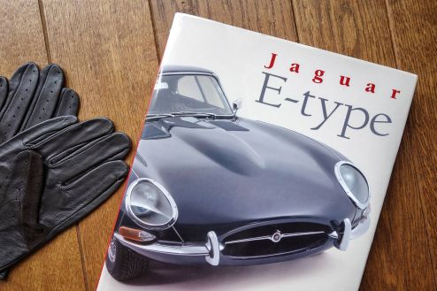 Jaguar E-type: Portrait of a Design Icon - WANNAHAVE