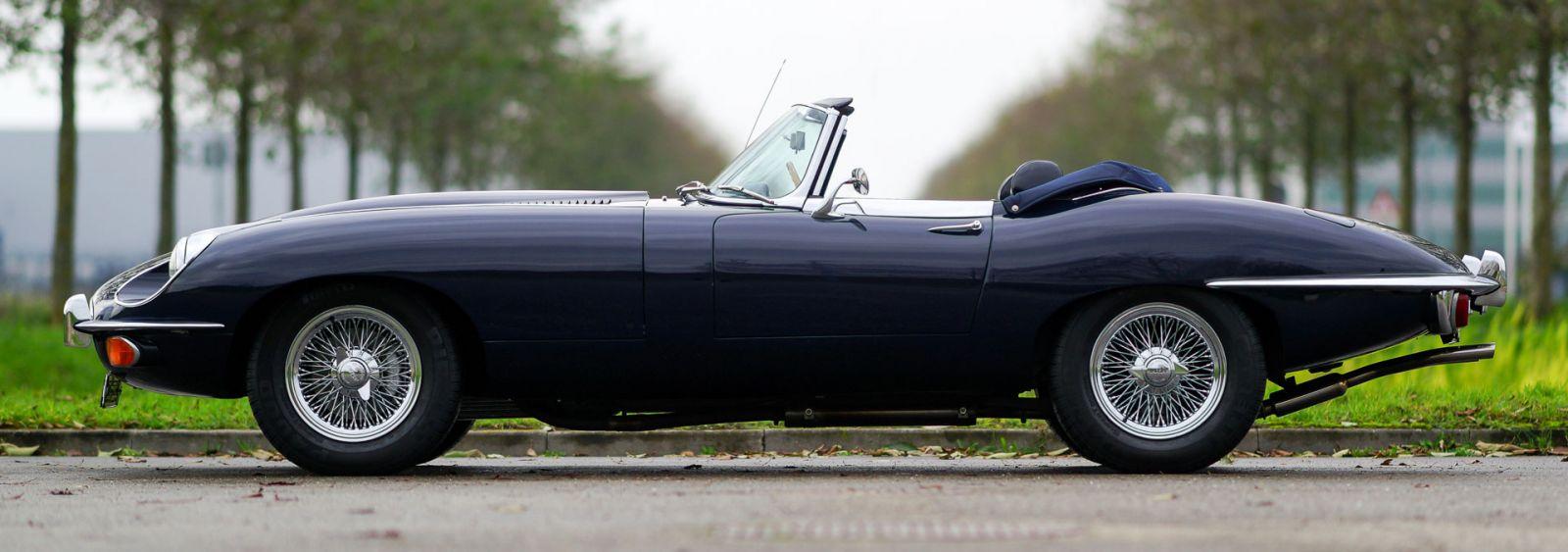 Jaguar E Type 42 Litre Ots 1970 Welcome To Classicargarage Xj6 Blue Interior