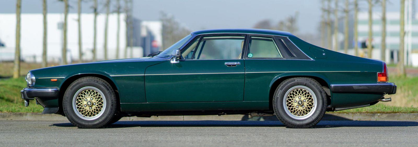 Jaguar Xj 53 C V12 Coupe