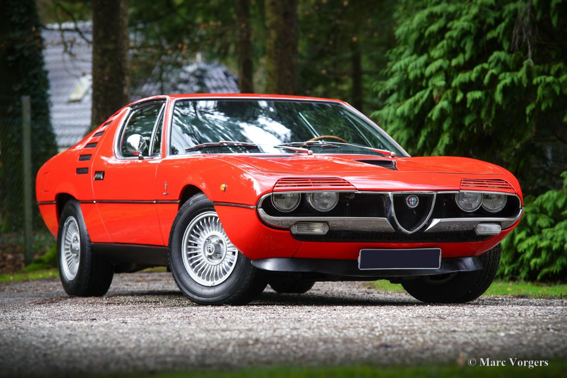 Sports Cars For Sale >> Alfa Romeo Montreal, 1972 - Welcome to ClassiCarGarage