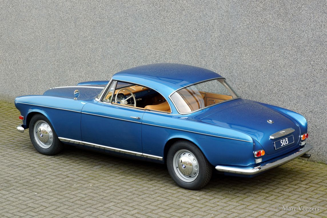 bmw 503 coupe 1958 restoration welcome to classicargarage. Black Bedroom Furniture Sets. Home Design Ideas